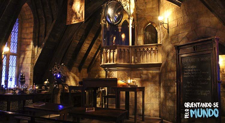Hogwarts 3 orientando se pelo mundo for Sala pranzo harry potter
