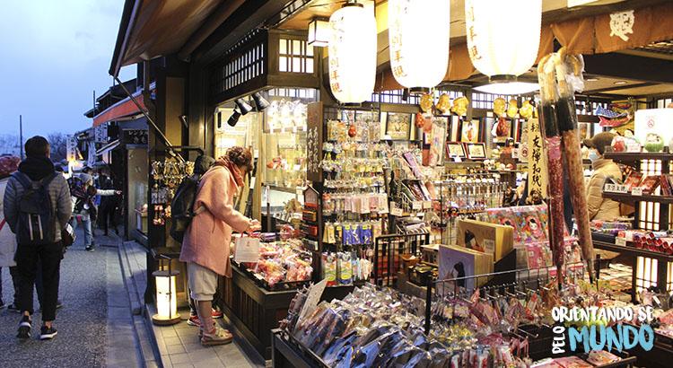 souvenir kyoto